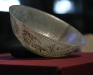 Sunny's favorite bowl