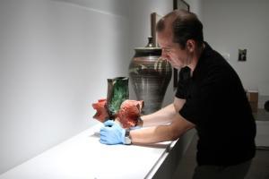 Installing ceramics