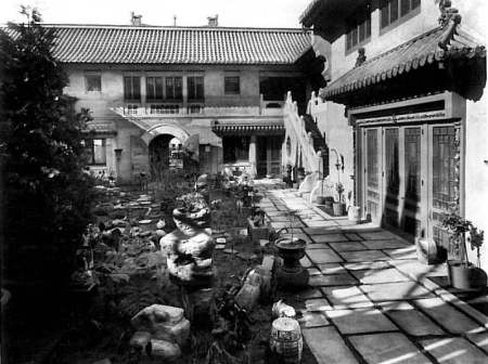 03. Grace Nicholson's Treasure House - Courtyard