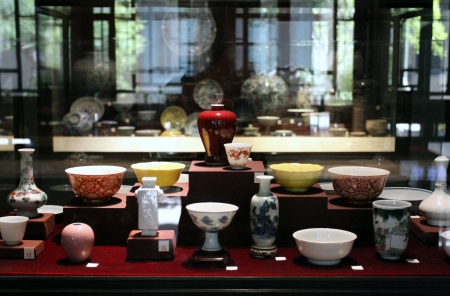 Chinese Imperial Ceramics