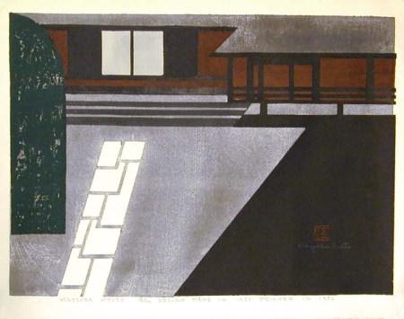 """""""Katsura Kyoto"""" by Kiyoshi Saito"""