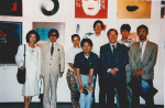 Ikko posters at JACCC 1987